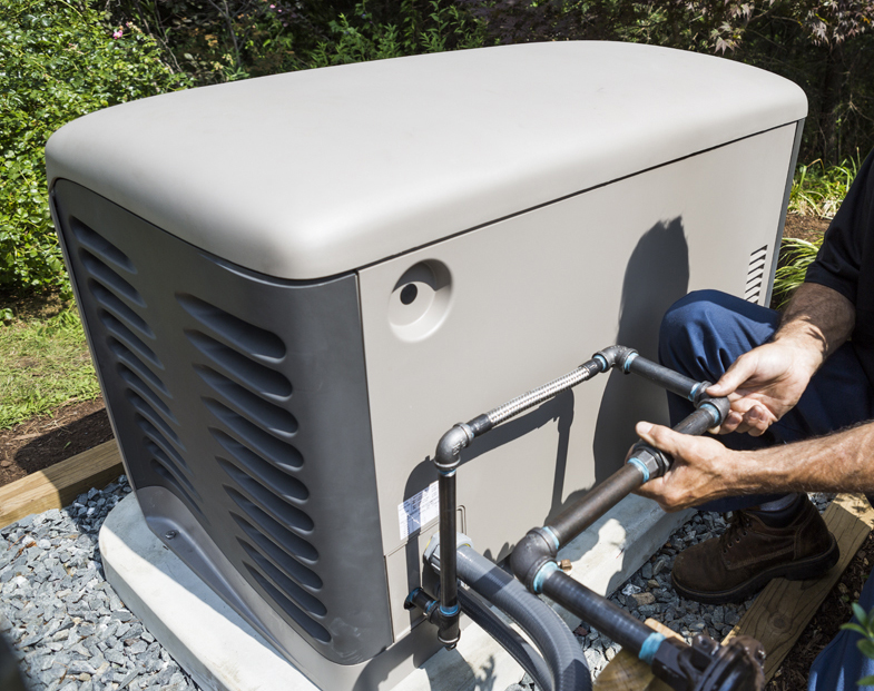 Pipe Sizing for Home Standby Generators | Mike Sawisch